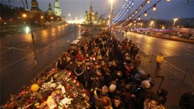 Boris Nemtsov's last walk