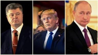 Киев, Москва и американские горки Дональда Трампа