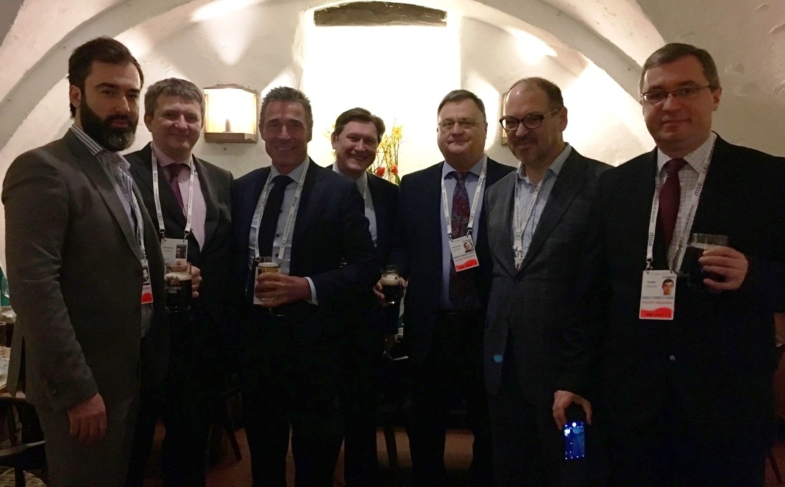 On Feb 17-18, Eurasia Democracy Initiatve joined a delegation of Ukrainian activists and policy-makers at the Munich Security Conference, where it took part in the Ukraine Luncheon, organized by Viktor Pinchuk's YES Foundation