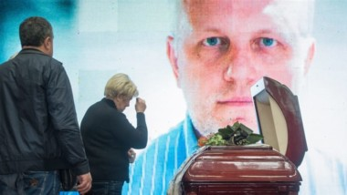 Death and rebirth in contemporary Ukrainian journalism