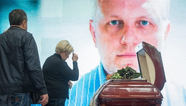 Death and rebirth in contemporary Ukrainian journalism