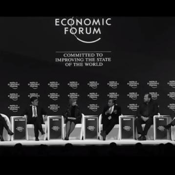 В эти четверг и пятницу Peter Zalmayev и Taras Berezovets будут ежечасно вещать для Вас из Всемирного Экономического Форума в Давосе!